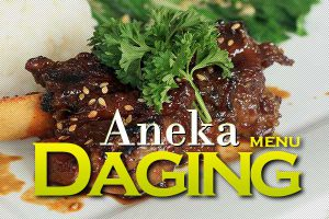Menu Olahan Daging